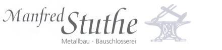 Logo von Metallbau Stuthe GmbH